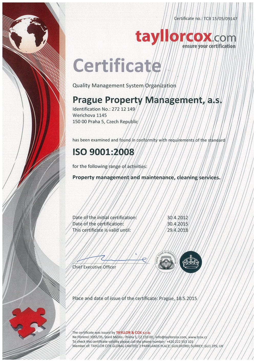 Certification For Property Management Ppm As